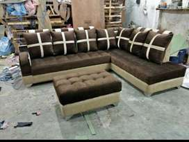 Plastic furniture brand new sofa set sells whole price