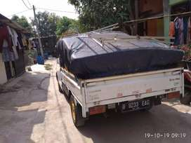 Jasa pindahan sewa pick up dan truk dw