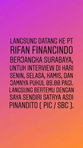 PT RIFAN FINANCINDO BERJANGKA Surabaya