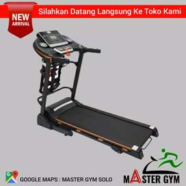 Alat Fitness Treadmill Electrik - Kunjungi Toko Kami !! SPORTS MG#0396