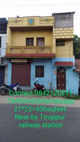 House for sale near by Tiruppur railway station