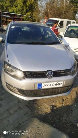Volkswagen Cross Polo MPI, 2014, Diesel