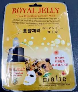 Murah - masker wajah Korea Malie 3 pcs