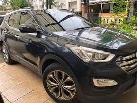 Hyundai Santa Fe CRDi 2.2 Diesel 2013