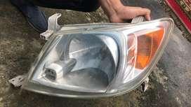 Headlamp hilux 2004 - 2010