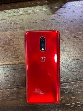 Oneplus7 red 256