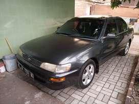 Great Corolla tahun 1995 Plat H
