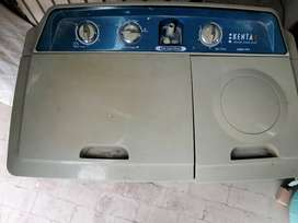 Kentax washing machine with dryer