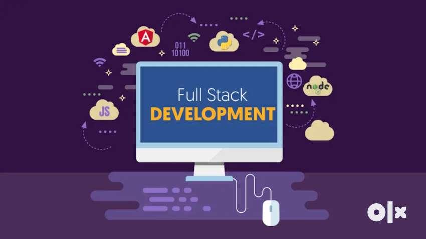 Full Stack Developer Python Html django 0