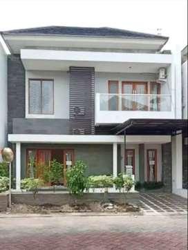 Rumah Perumahan Mewah Jl Wates Km 2 Zonasi SMA 1 Jogja Dekat Malioboro