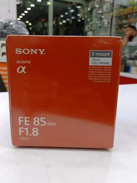 SONY PORTRAIT FE 85mm F/1.8 full frame