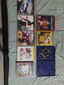 PS3 GAMES DISC