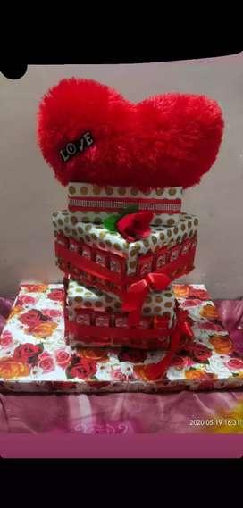 Chocolate Box for bday anniversary etc