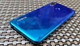 Realme 3 radiant blue 4gb 64gb