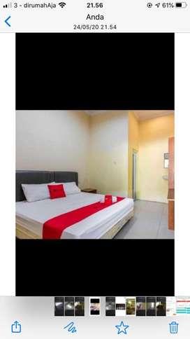 Disewakan Hotel Omset Tinggi di Prambanan Strategis