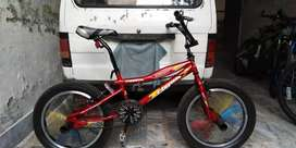 Trigon Free Style BMX Almost like New In Reasonable Price