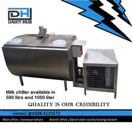 milk chiller pouch packing machine