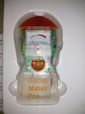 Brand new ghost detecter and finder.e m f meter.paranormal activity.