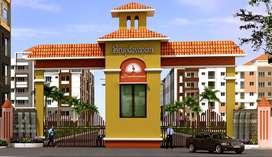 RERA  Aproved గేటెడ్ కమ్యూనిటీ ప్రాజెక్ట్ 2 BHK ఫ్లాట్ @32 L . గన్నవరం