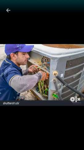 Hi iam Ac  technician  with ur door step any