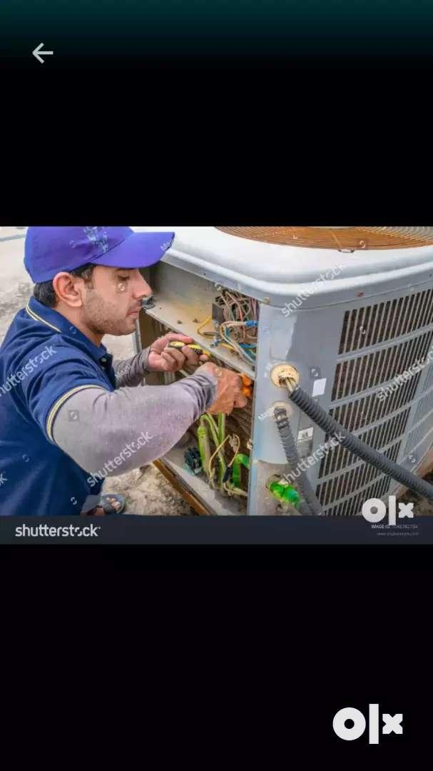 Hi iam Ac  technician  with ur door step any 0