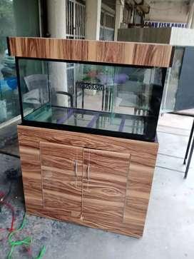 Hand made aquarium compelet