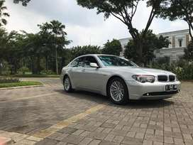 BMW 745i E65 Short Antik 21 RB KM