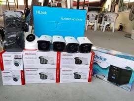 Paket komplit pasang CCTV harga murah untuk wilayah Depok