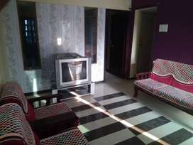 3 BHK fully furnished first floor
