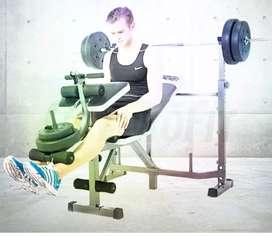 Alat fitnes benc press murah bisa kirim