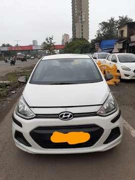 Hyundai xcent diesel 2017 T permit