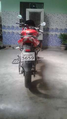 New pulsar 150AS Good condition new tyre self start