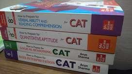 Cat arun sharma all book set