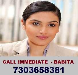 Appoointments for Call Centre, BPO, Telecaller, Office, Executive-&