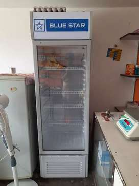 Blue Star Fridge