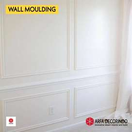 Moulding dinding