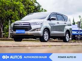 [OLX Autos] Toyota Kijang Innova 2016 V 2.0 Bensin M/T #Power Auto ID