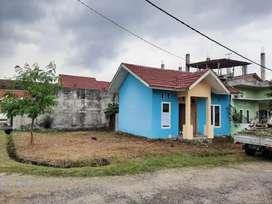 Rumah Murah di kota Padang 300jt-an