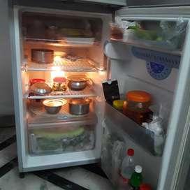 LG fridge double door 250