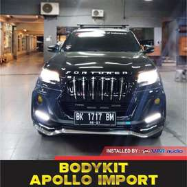 Body Kit Apollo Fortuner 2016 s/d 2019