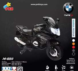 motor mainan aki ninja/ R2