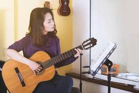 Guitar and Keyboard music classes