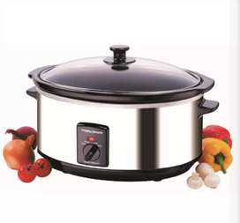 UK imported morphy richards 6.5 l slow cooker in good condition