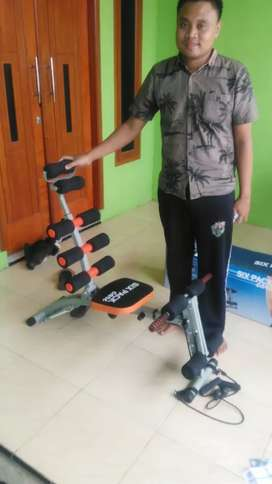 Total Fitness..six pack care 6 fungsi
