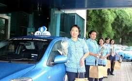 Supir taksi bluebird