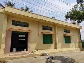 Warehouse Godown for rent at Somanur - Between Coimbatore Tirupur