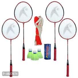 Badminton Racquet Combo
