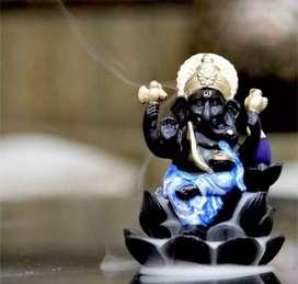 Ganeshji Smoke Fountain