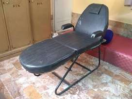 Saloon chair facial bed for sale