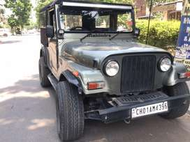 Mahindra Thar 2011 Diesel Well Maintained